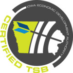 Certified Targeted Small Business in Iowa